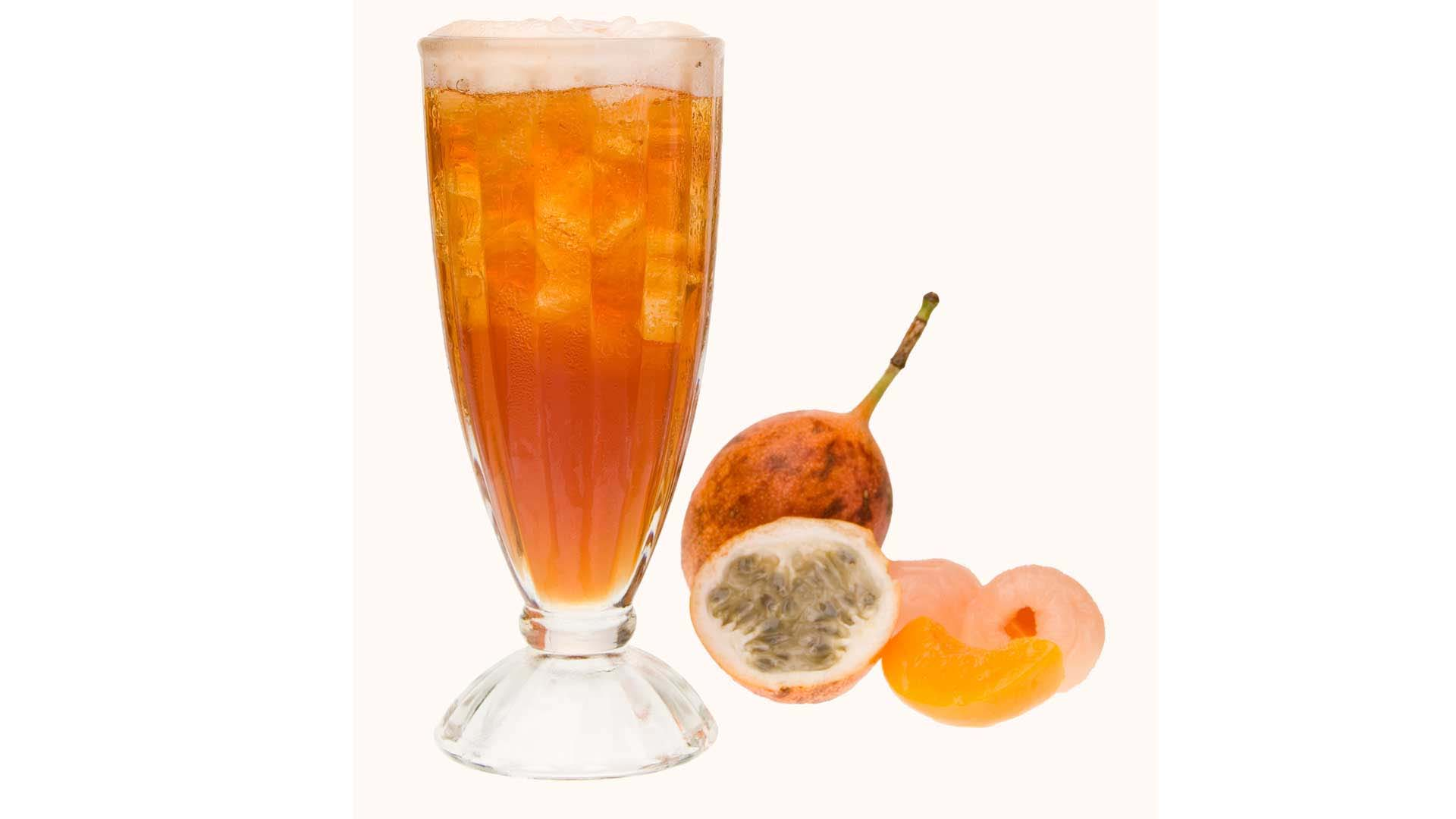 Ice Tea Fruit